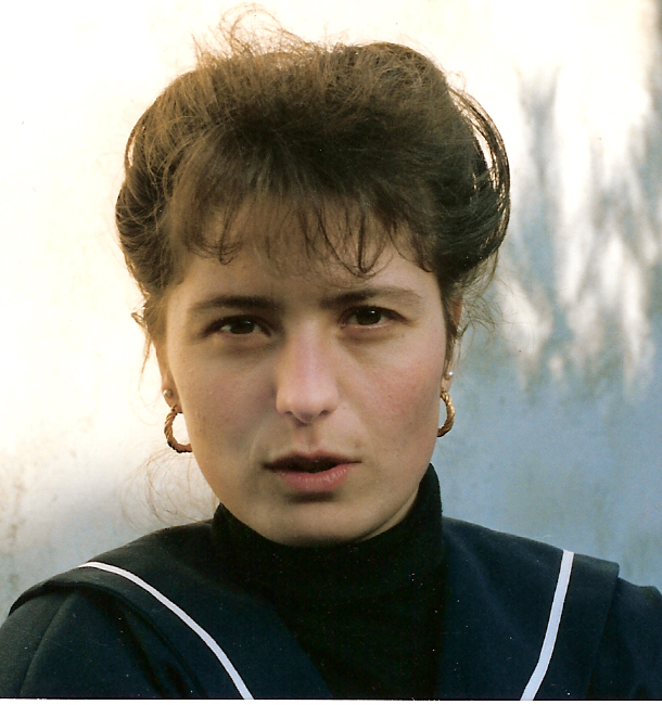 ... présente la nouvelle (et actuelle) secrétaire de mairie, <b>Aline Deligny</b>. - petitCourlonnais-25