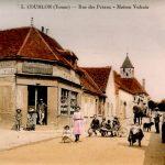 Café Bazar - 1911 - Vulcain
