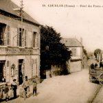 La Poste - 1911